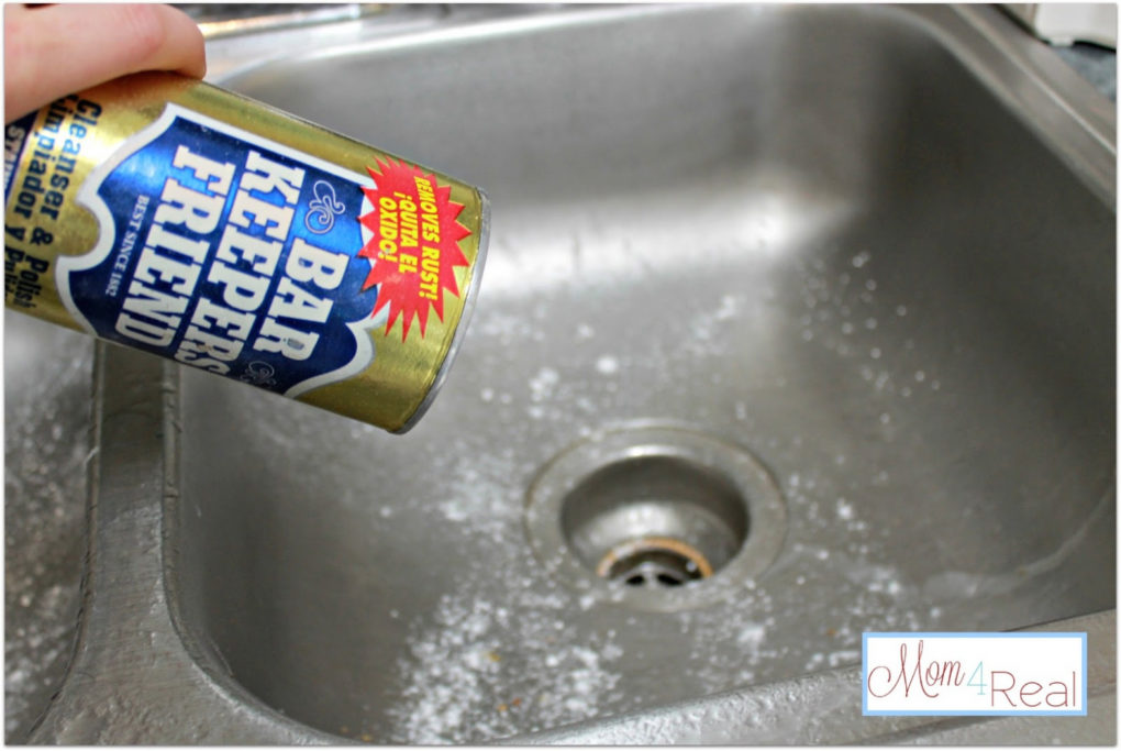 20 Dazzling Cleaning Hacks For Bar Keepers Friend