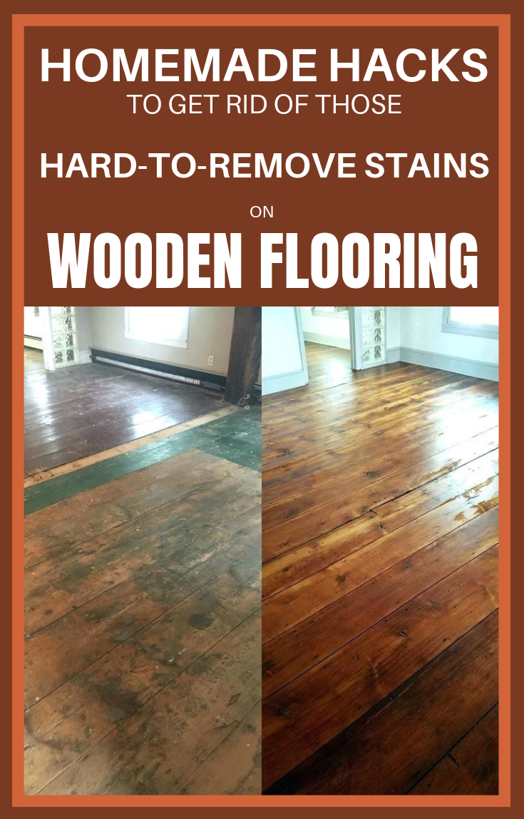 How To Get Rid Of Cat Urine Smell >> Homemade Hacks To Get Rid Of Those Hard-To-Remove Stains On Wooden Flooring | xCleaning.net ...