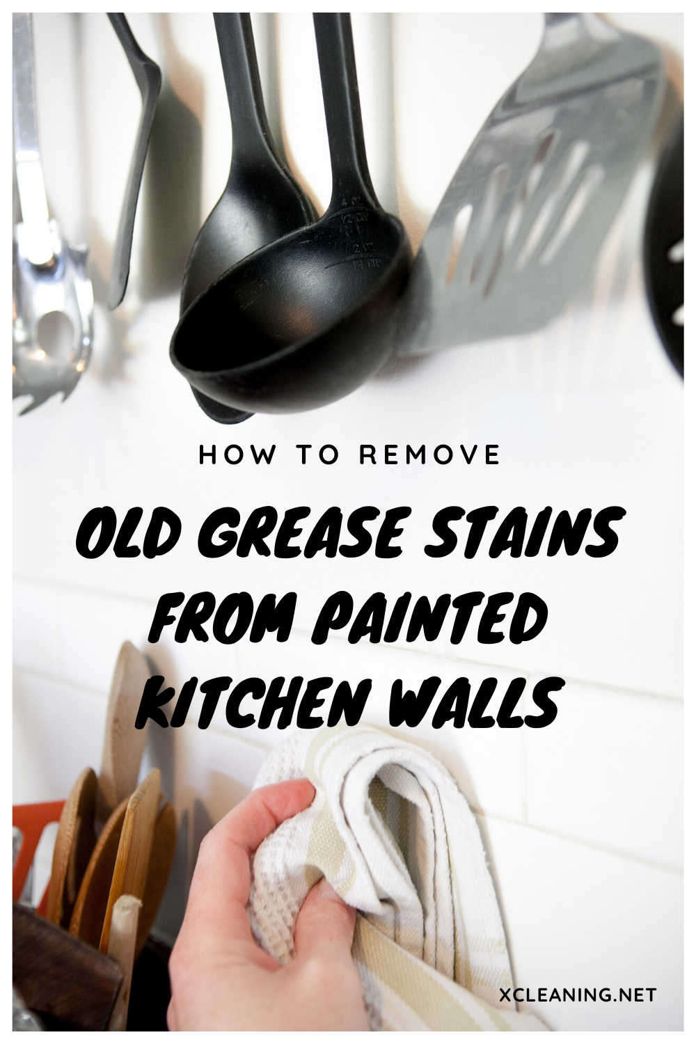 How To Remove Old Grease Stains From Painted Kitchen Walls Xcleaning Net Your Cleaning Tips