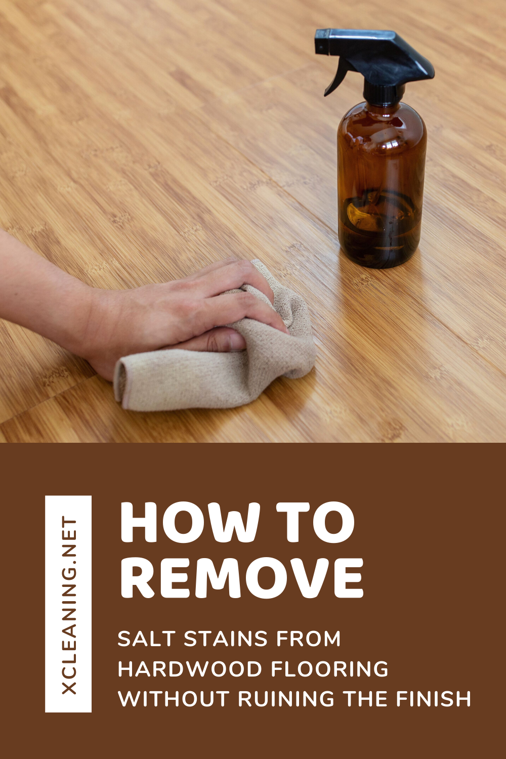 How Remove Salt Stains From Hardwood Flooring Out Ruining The Finish Xcleaning