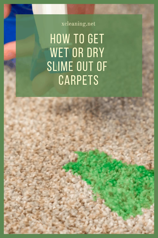 Vinegar Wet Carpet Smell