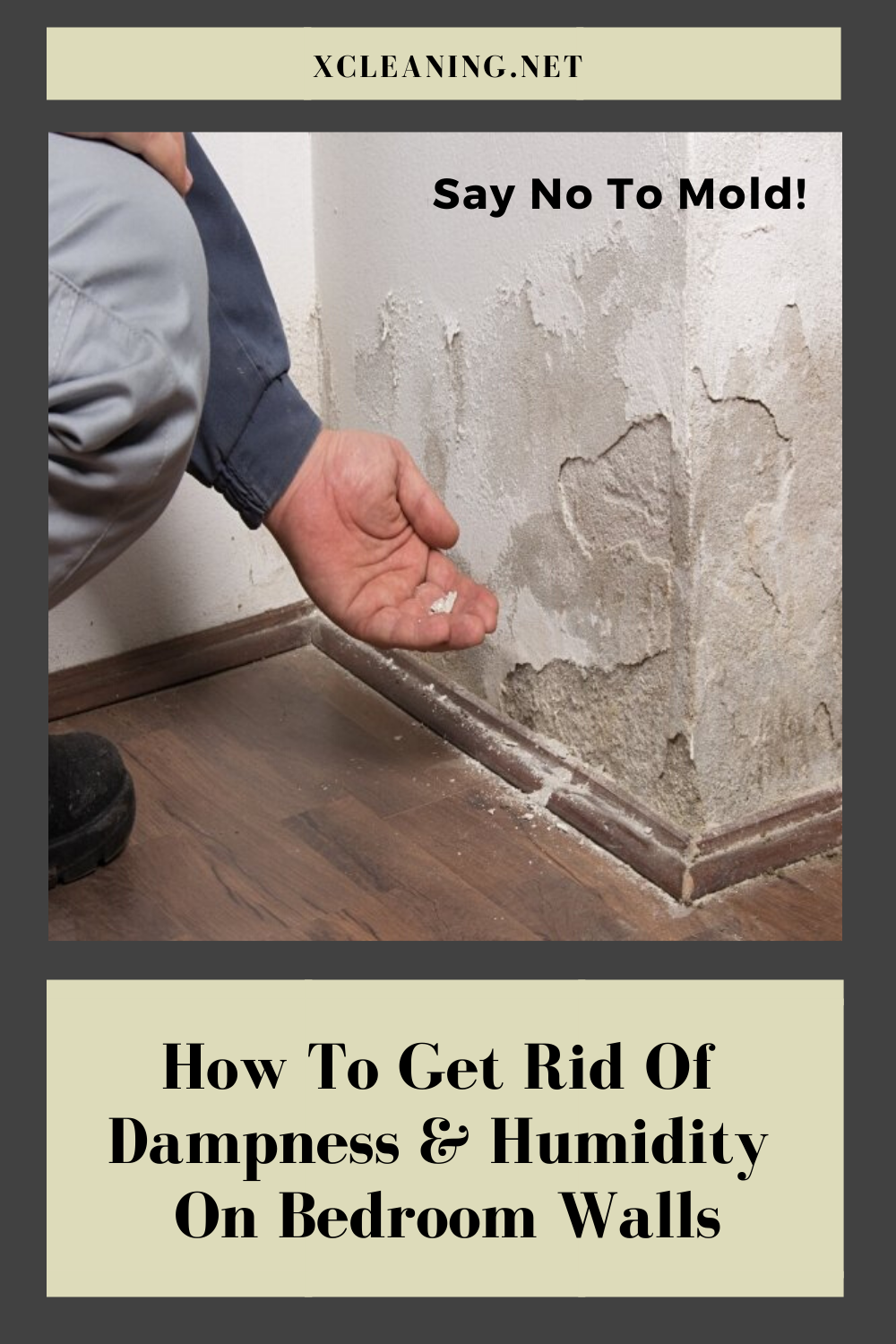 Say Mold How Get Rid Dampness And Humidity Bedroom Walls Xcleaning Your